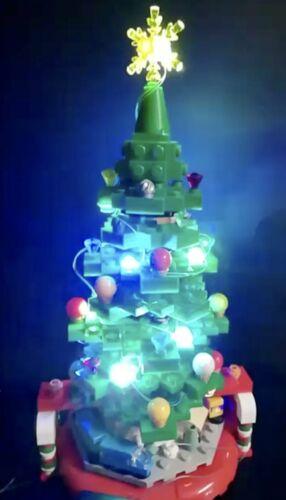 LED light kit for Lego Christmas Tree 40338 light only