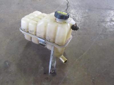 Non-Hybrid Coolant Overflow Reservoir Bottle Tank for 08-13 GMC Sierra 1500