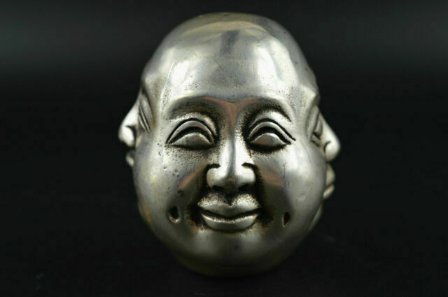 Collection of life 4 emotional statues of Buddha statues
