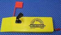 Off Shore Tackle Sst Pro Mag Planer Or37r Right Model, Yellow
