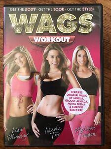 WAGS-Entrenamientos-Dance-Ejercicio-Fitness-Entrenamientos-Routine-GB-DVD
