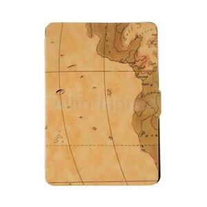 World Map Schutz Hülle Tasche Case für Amazon Kindle Paperwhite 1/2 ...