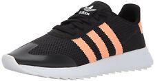 42ef52e420eb adidas ZX Flux Women s Shoes Carbon Black semi Flash Orange B34010 8 ...