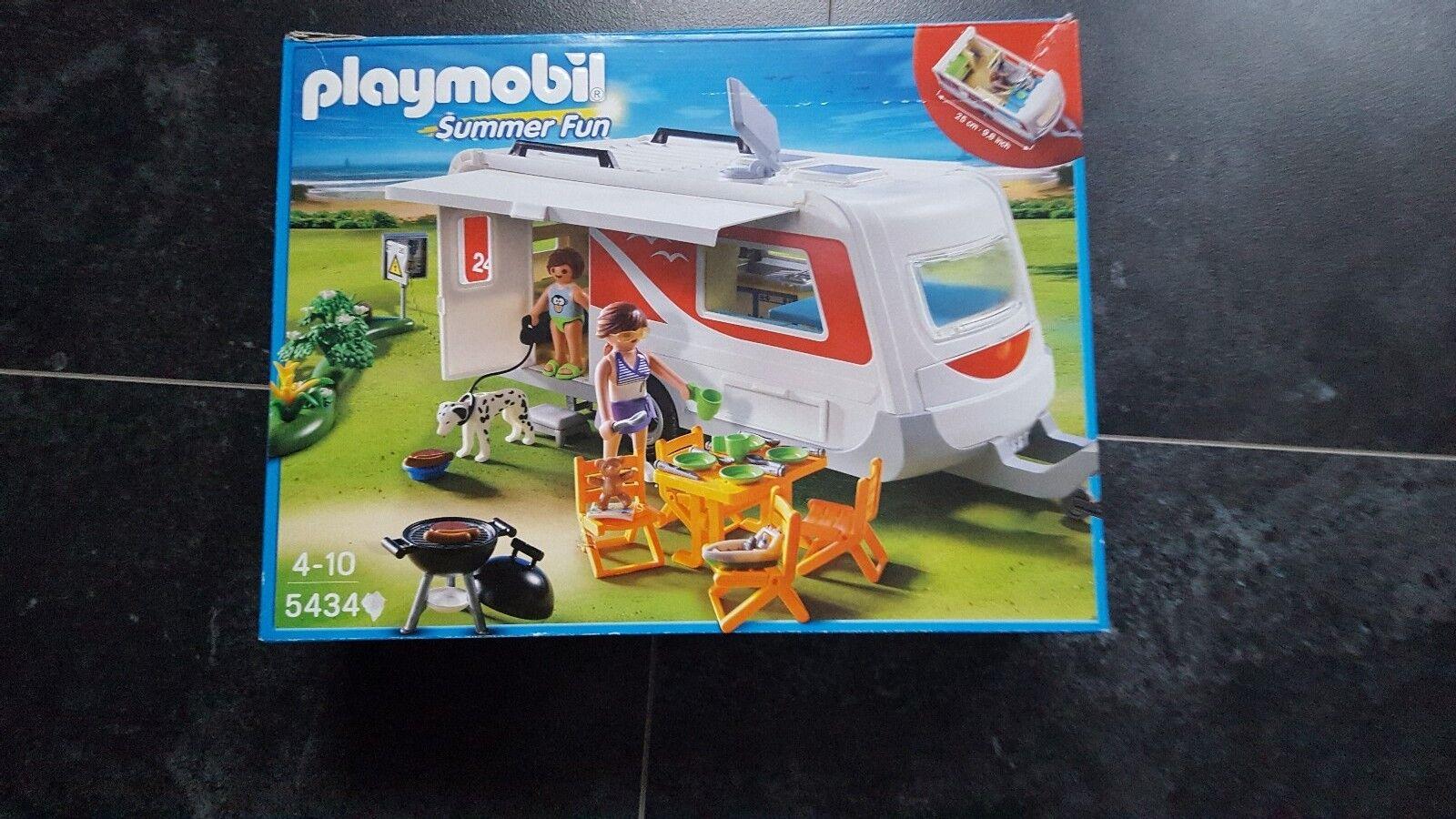 Playmobil summer fun 5434 es sind alle Teile da
