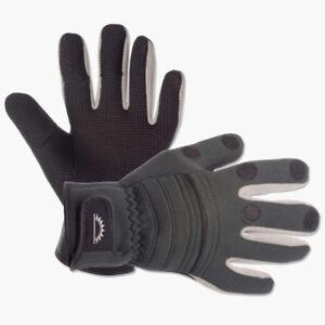 Sunridge-Hydra-Full-Finger-Ultra-Warm-Neoprene-Size-XL-Fishing-Gloves
