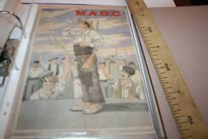 7 M.A.O.C.. CUPONES DE RACIONAMIENTO FALSO, ALHAURIN EL GRANDE-MÁLAGA, 1937