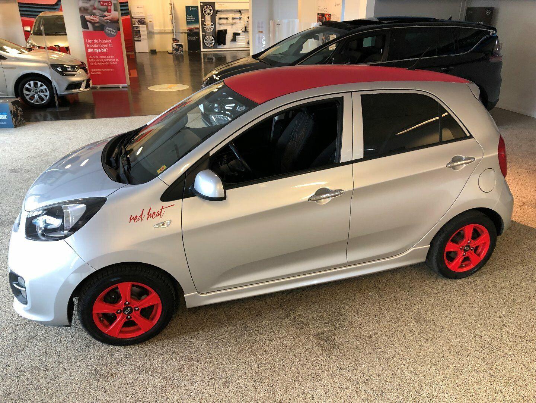 Kia Picanto 1,2 Sport Eco