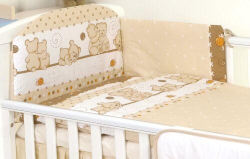 Decke 120x90,135x100 Rosa,Blau,Grau.. 11 Teiliges Babybettwäsche Bettsets 9 6