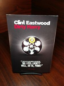 Dirty-Harry-DVD-Warner-Bro-Special-Iconic-Moment-Collector-Edition-Slipcover-NEW