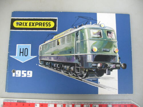 AM2360,5# TRIX EXPRESS H0 Catalogue 1959 punched very good