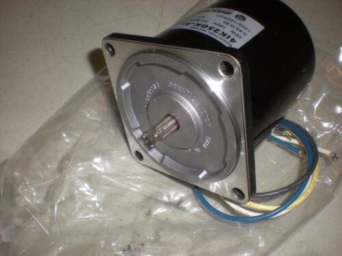 100V NIB 50//60Hz 1250//1550rpm Oriental Motor 41K25GK-A2 Induction Motor