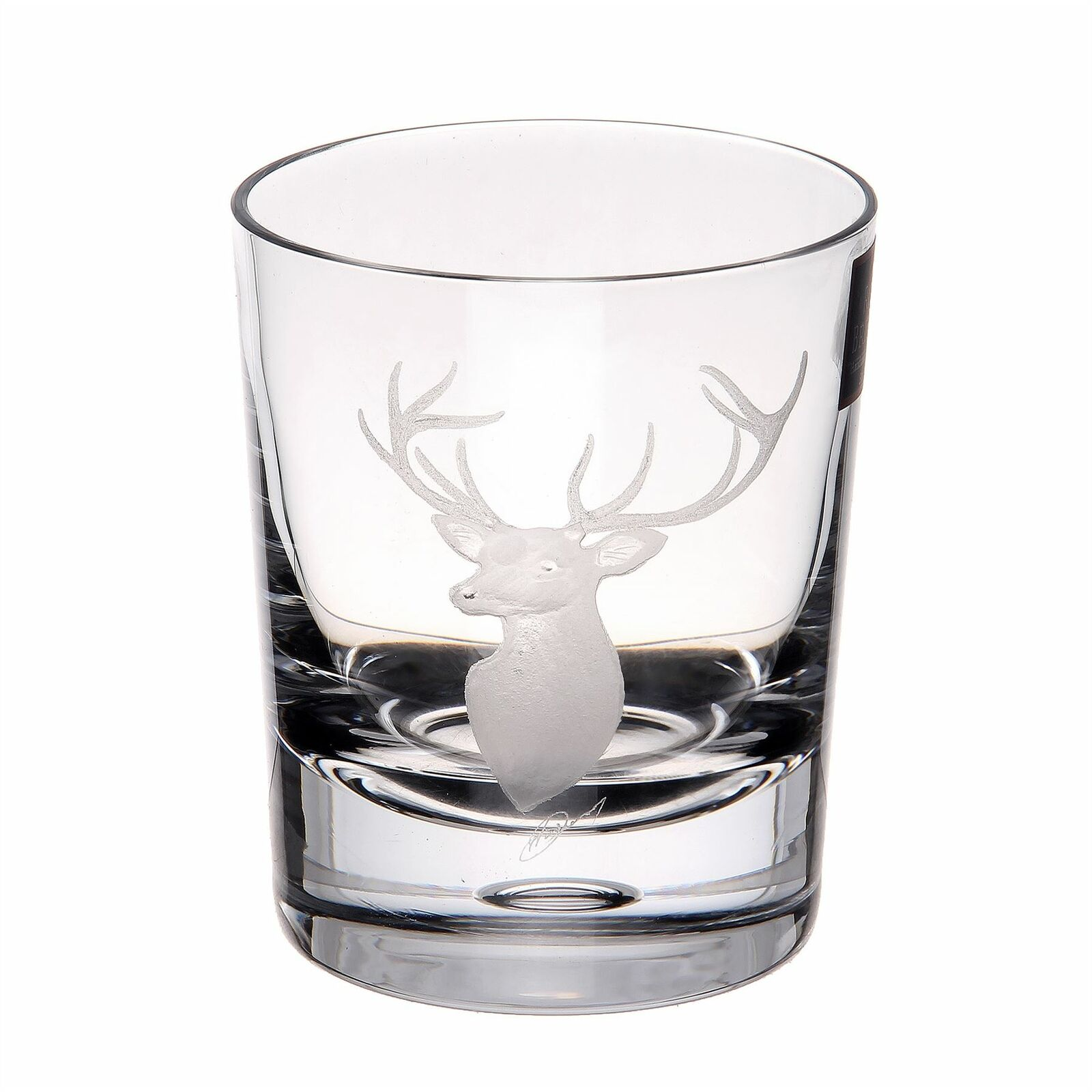 Royal Brierley Engraved rot Stag Stag Stag Tumbler 0.30L a1c01c