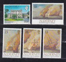 Alderney postfrisch 1992 Jahrgang