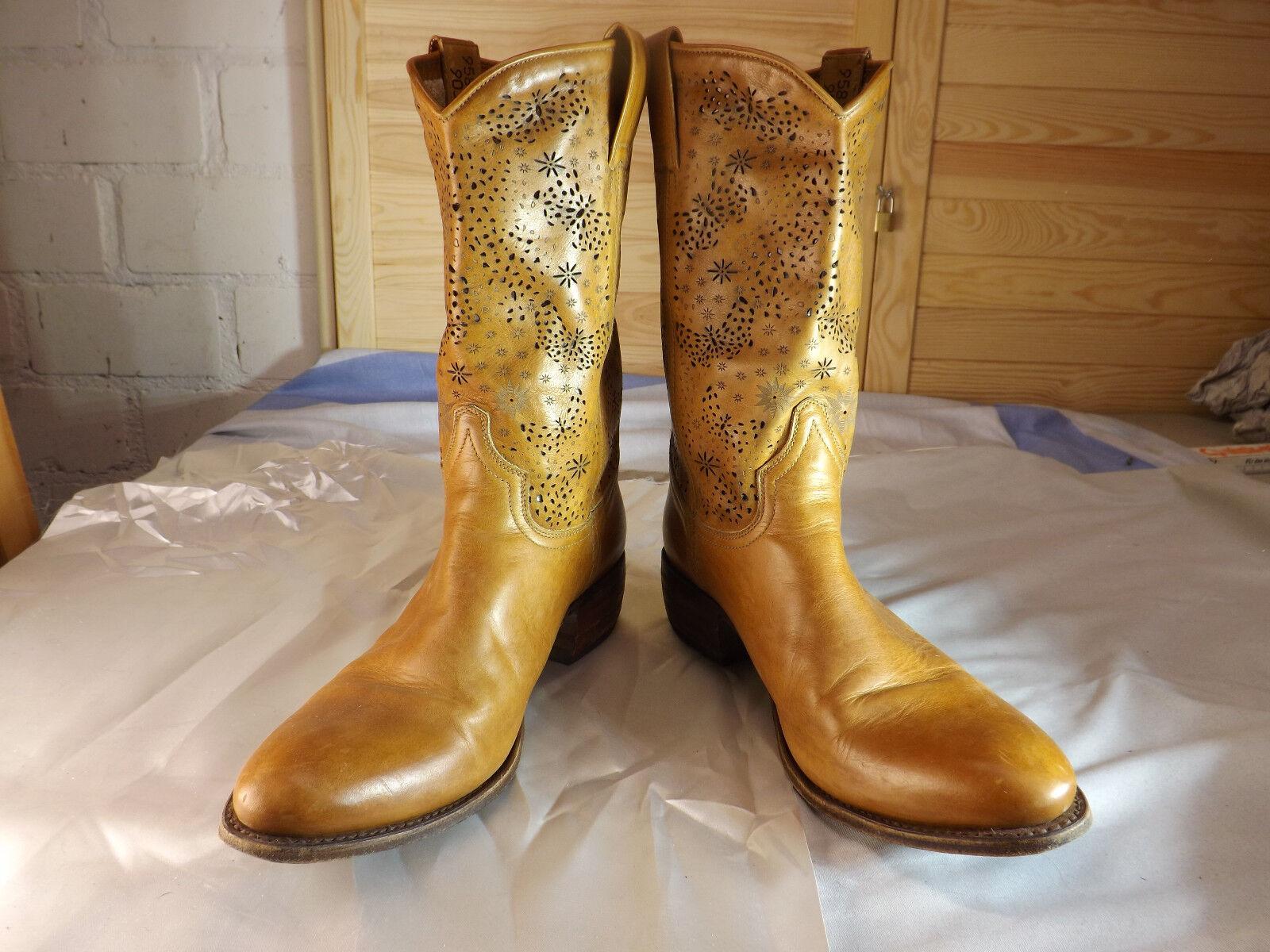 Lässige western boots in von Sendra aus weichem Leder in boots Gr. 42 f03838