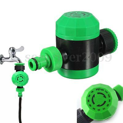 2 Hours Automatic Water Timer Controller Garden Yard Plant Irrigation System