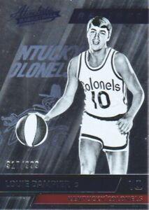 2015-16-Absolute-Basketball-158-Louie-Dampier-999-ABA-Kentucky-Colonels