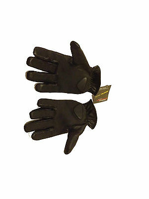 Professional Genuine Leather Premium Quality with Lead Shots Kevlar Gloves