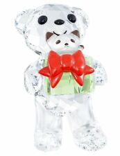 Swarovski Kris Bear - Annuale Editione del 2014 Crystal Figurine - 5058935 nuovo