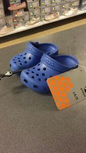 new products 66e6f d1100 Details zu Neue Baby Kinder Crocs blau Größe C 4/5 = 19-21 NEU