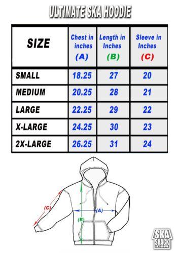 genummerd Zwart Beat Exclusive Hoodie Edition Ltd hoge Ska kwaliteit The Zeer dfqYwvPP