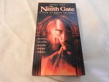 The Ninth Gate (VHS, 2000)