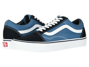 9659c4f7a56d7f Image is loading Vans-Old-Skool-Core-Classics-Navy-White-Black-