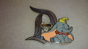 Disney-Pin-111001-Disneyland-60th-Pin-of-the-Month-Diamond-D-Dumbo-LE-3000