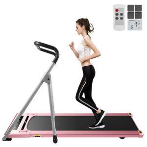 Folding-Treadmill-2in1-2-5HP-Under-Desk-Lightweight-Bluetooth-Remote-Controller