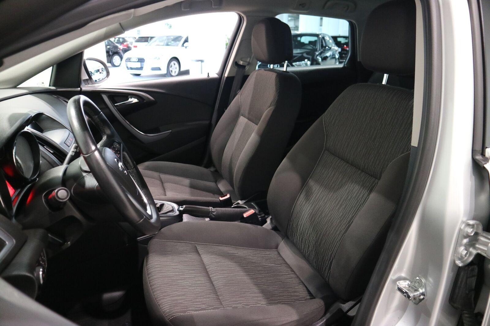 Opel Astra 1,4 T 140 Sport Sports Tourer - billede 8