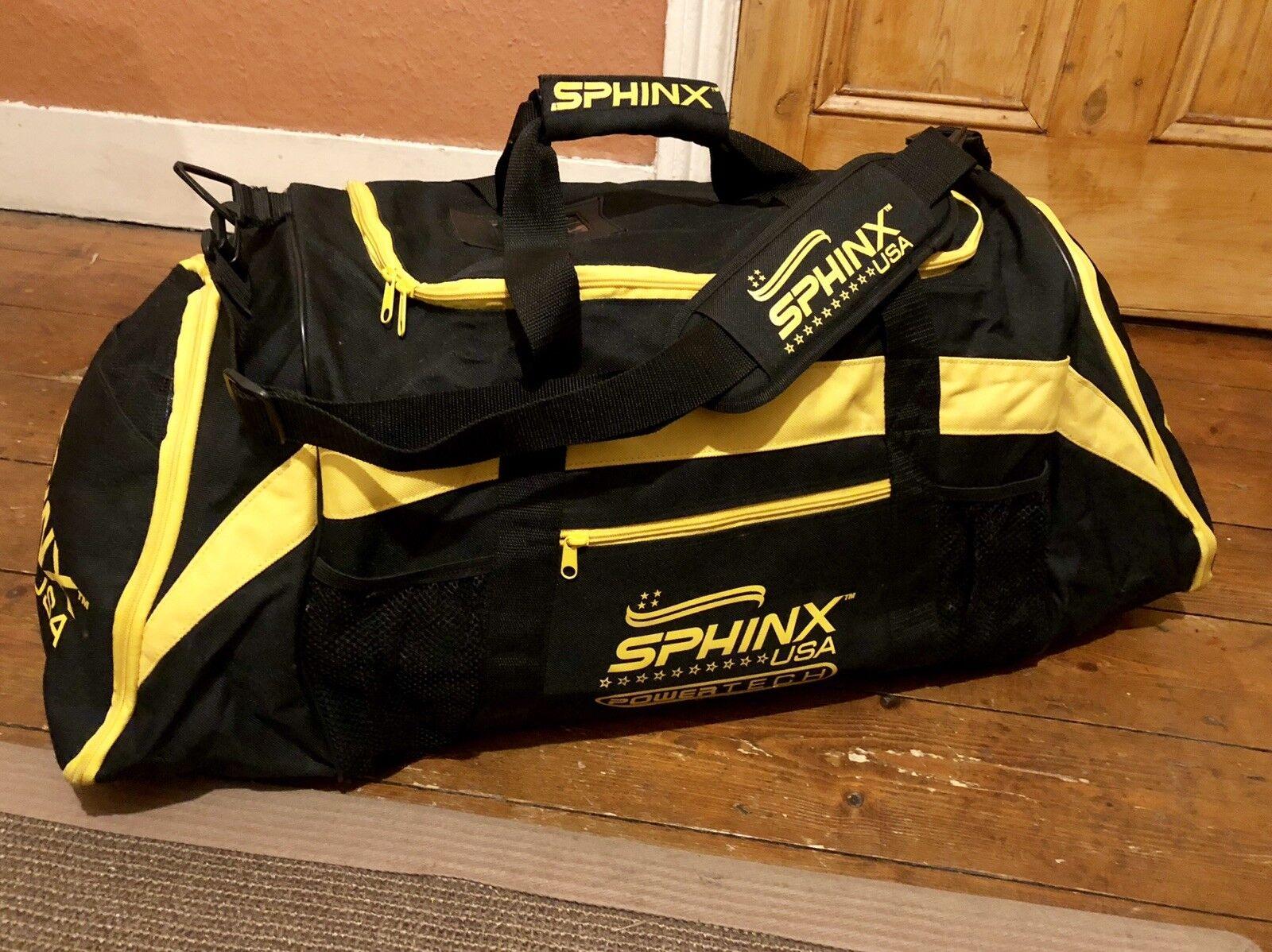 MMA SPINX USA Martial Art Gym Bag