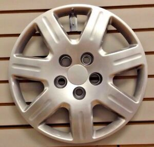 NEW-2006-2011-Honda-CIVIC-16-034-Silver-Bolt-on-Hubcap-Wheelcover