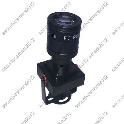 HD Sony effio-e 700TVL 9-22mm Manual Focal ZOOM Surveillance Mini CCTV cameras