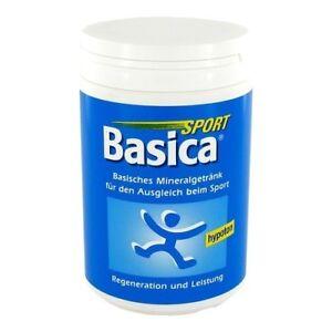 BASICA Sport Pulver 660g PZN 00937215