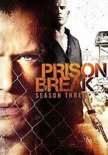 Prison Break ~ Complete 3rd Third Season 3 Three ~ BRAND NEW 4-DISC DVD SET
