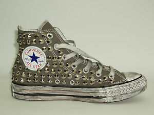 all star converse uomo rosse