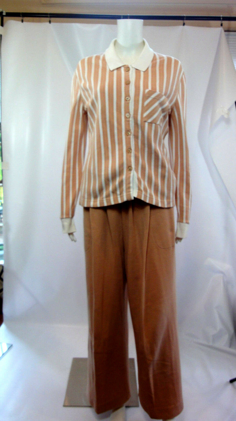Sonia Rykiel   Pant Suit  Size  Large