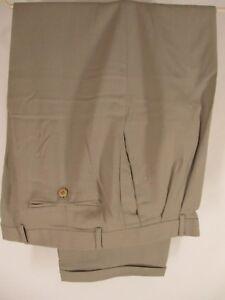 herenbeige jurk Austin geplooide Zanella 38x28 maat 5 broek 38 wollen v7q1gwR