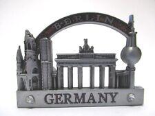 Berlin Photo Magnet 8cm Souvenir Germany Brandenburg Gate Collage