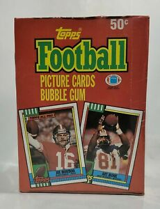 1990-Topps-Football-card-box-Factory-Sealed-contains-36pks