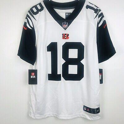 Nike On Field Cincinnati Bengals AJ Green Jersey #18 NFL Mens Size L 819047-100 | eBay