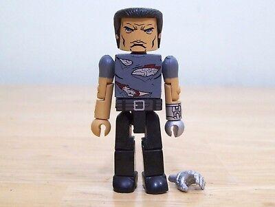 Minimates Terminator 2 Judgment Day Biker T-800 /& Kyle Reese Action Figure 2Pk