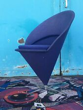 Verner Panton Cone Chair - Eistüte Design Klassiker Ikone 60er Jahre Colani Ära