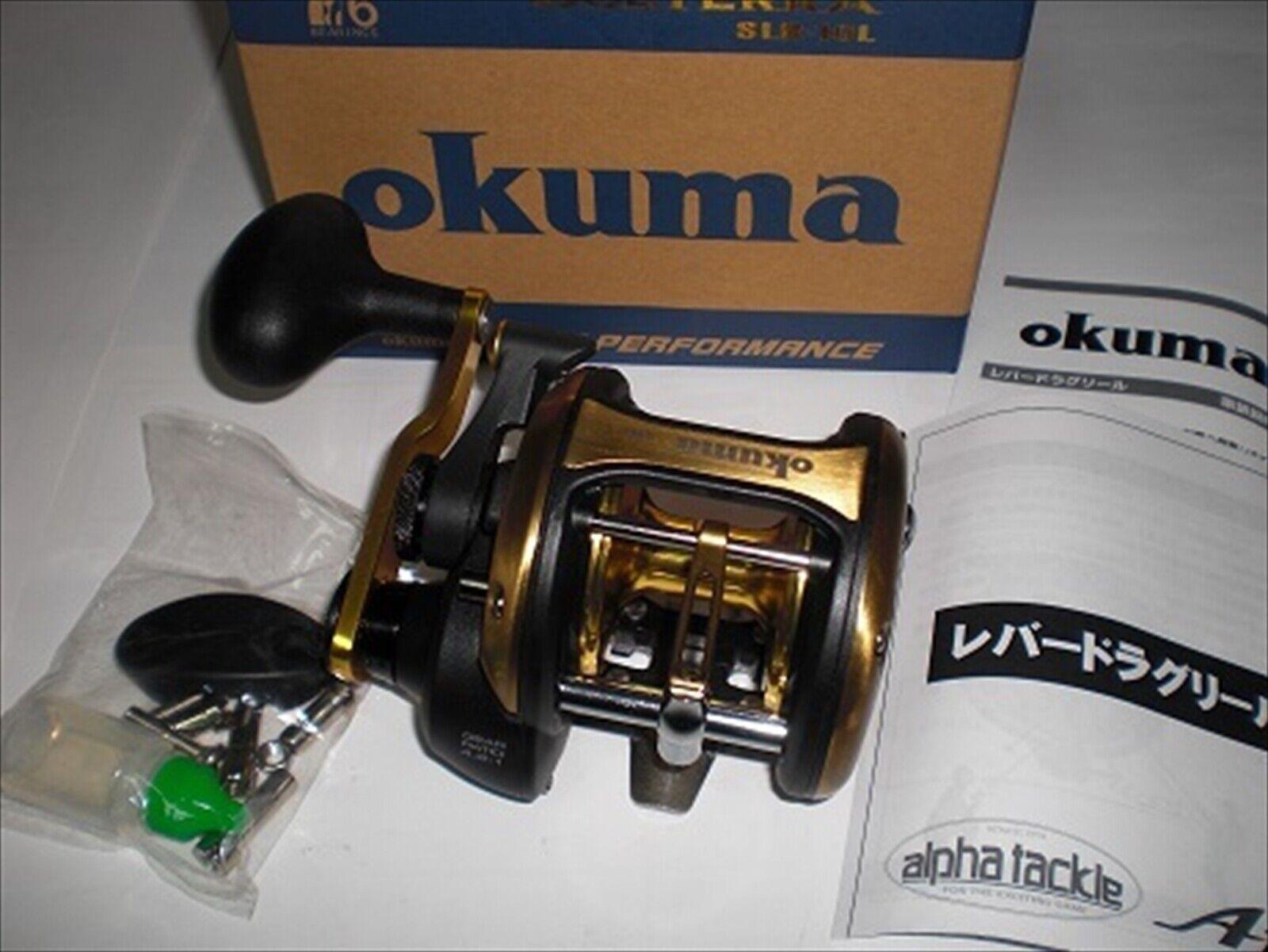Cocherete Cebo OKUMA SOLTERRA 10L SLR-10L 70080 Nuevo