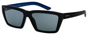 Prada Sunglasses PR 04VS 5273C2 59 Black | Grey Lens