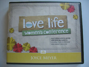 Details about 2011 LOVE LIFE WOMEN'S CONFERENCE-JOYCE MEYER-CDS