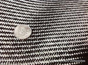 "A+++ 3K Twill 200gsm Real Carbon Fiber Cloth High Mod Fabric  20"" width"