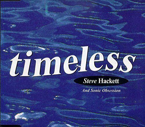 Steve Hackett | Single-CD | Timeless (1994, & Sonic Obsession) ...