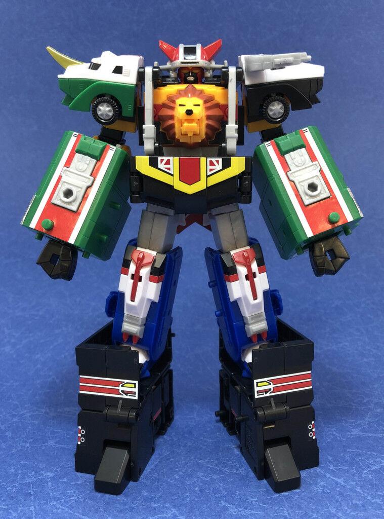 Japan Rare Super Minipla Model Kit Super Liverobo Megazord power rangers Liveman