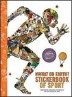 Stickerbook Timeline of Sports by Christopher Lloyd, Brian Oliver (Big book, 2014)