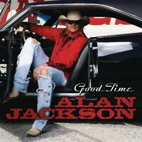 Alan Jackson - Good Time [new Cd] on Sale
